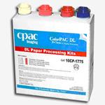 DG ColourPAC DL Paper Kit (PCx2)