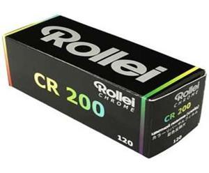 Rollei Chrome CR 200 120 10pk E 6