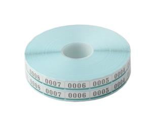 Twin Check Roll (2000 pairs)